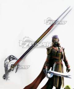 Final Fantasy Type-0 Kurasame Susaya Sword Cosplay Weapon Prop