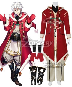 Fire Emblem Heroes Robin Christmas Cosplay Costume