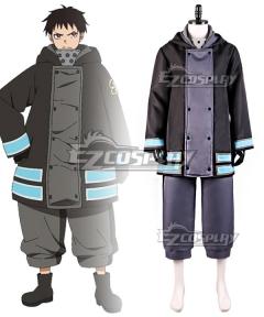 Fire Force Enen No Shouboutai Shinra Kusakabe Ship Cosplay Costume
