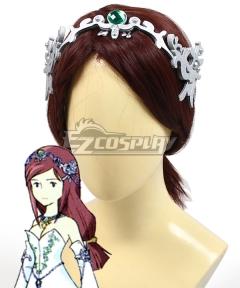 Final Fantasy IX FF9 Garnet til Alexandros princess dress Head wear Cosplay Accessory Prop