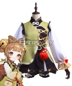 Genshin Impact Yaoyao Cosplay Costume