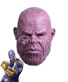 Marvel 2018 Avengers 3: Infinity War Thanos Halloween Mask Cosplay Accessory Prop