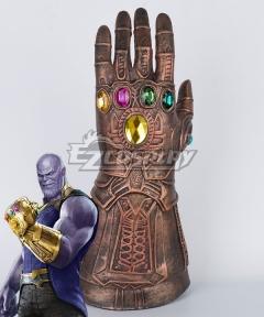Marvel Avengers 3: Infinity War Thanos Infinity Stones Glove Cosplay Accessory Prop