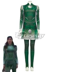 Eternals Sersi Cosplay Costume