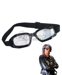Marvel The X-Men Quicksilver Pietro Django Maximoff Goggles Cosplay Accessory Prop