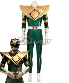 Mighty Morphin Power Rangers Green Ranger V2 Cosplay Costume