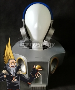 My Hero Academia Boku no Hero Akademia Present Mic Cosplay Accessory Prop