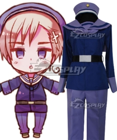 Norway Cosplay Costume from Axis Powers Hetalia EHT0003