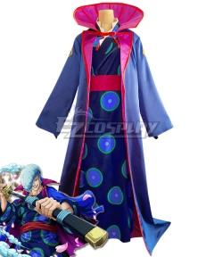 One Piece Kyoshiro Cosplay Costume