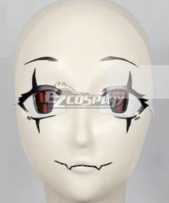 Overlord II Entoma Vasilissa Zeta Mask Cosplay Accessory Prop