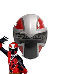 Power Rangers Ninja Steel Ninja Steel Red Helmet Cosplay Accessory Prop