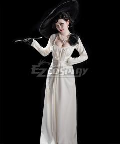 Resident Evil 8 Village Vampire Lady Dress Cosplay Costume