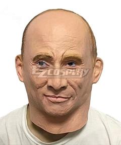 Russian President Vladimir Putin Halloween Cosplay Accessory Prop