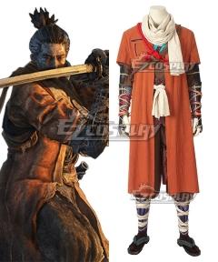 SEKIRO: Shadows Die Twice One Armed Wolf Shinobi Sekiro Cosplay Costume