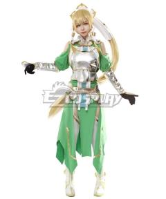 Sword Art Online Alicization SAO Kirigaya Suguha Leafa Cosplay Costume