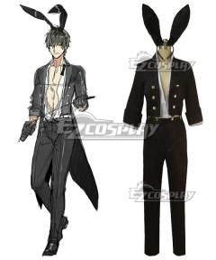 Ten Count 10 Count BL Comic Manga Riku Kurose Rabbit Cosplay Costume