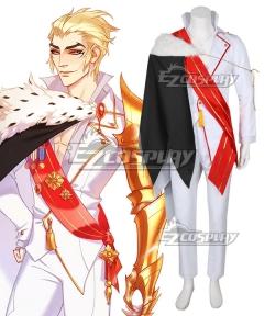 The Arcana Lucio Cosplay Costume