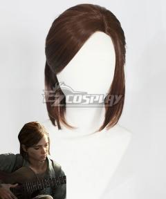 The Last of Us: Part II Ellie Brown Cosplay Wig