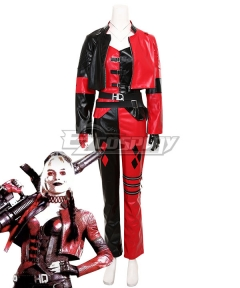 The Suicide Squad Harley Quinn 2021 Movie Cosplay Costume