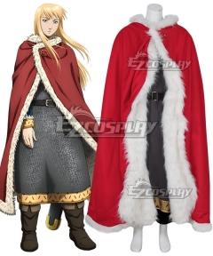Vinland Saga Canute Cosplay Costume