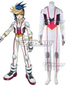 Yu-Gi-Oh! Yugioh ARC-V Yugo Cosplay Costume