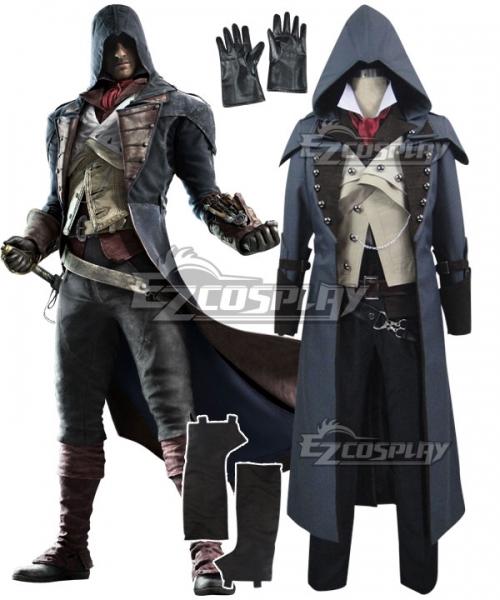 Assassin S Creed Unity Arno Victor Dorian Cosplay Costume