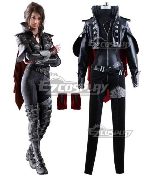 Final Fantasy Xv Crowe Altius Cosplay Costume