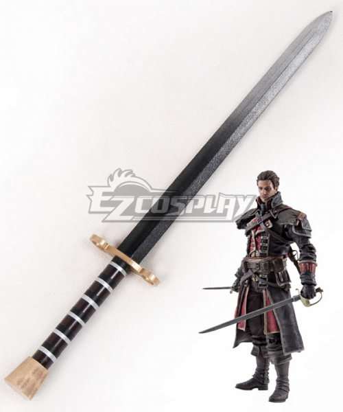 Assassin S Creed Rogue Shay Patrick Cormac Short Sword Cosplay