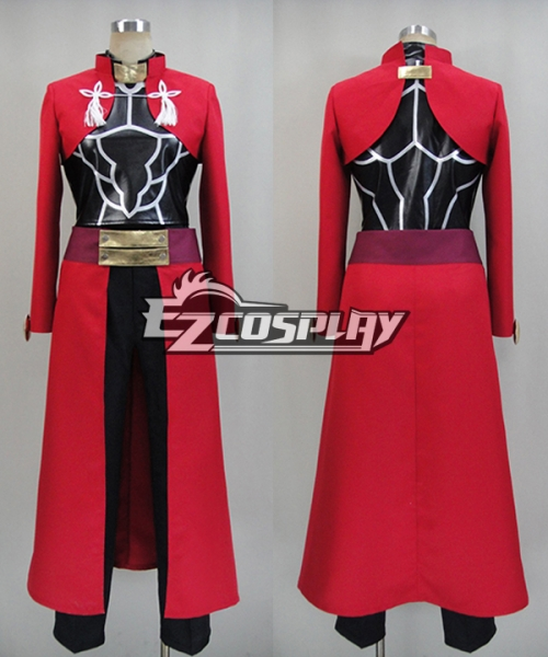 Fate Stay Night Unlimited Blade Works Ubw Archer Cosplay Costume