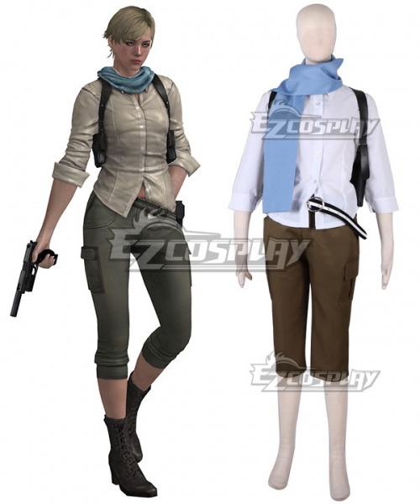 Resident Evil 6 Sherry Birkin Cosplay Costume