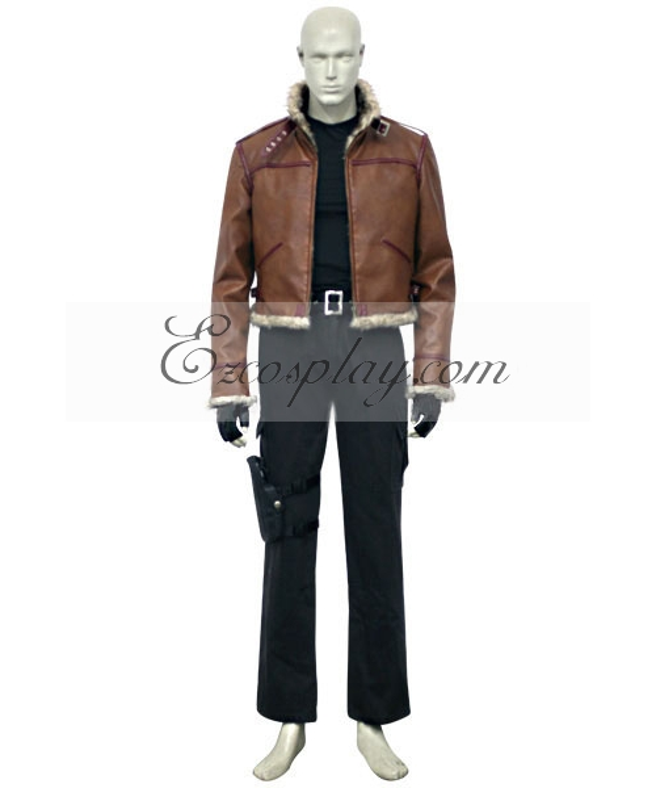 Resident Evil 4 Game Leon Scott Kennedy Cosplay Costume