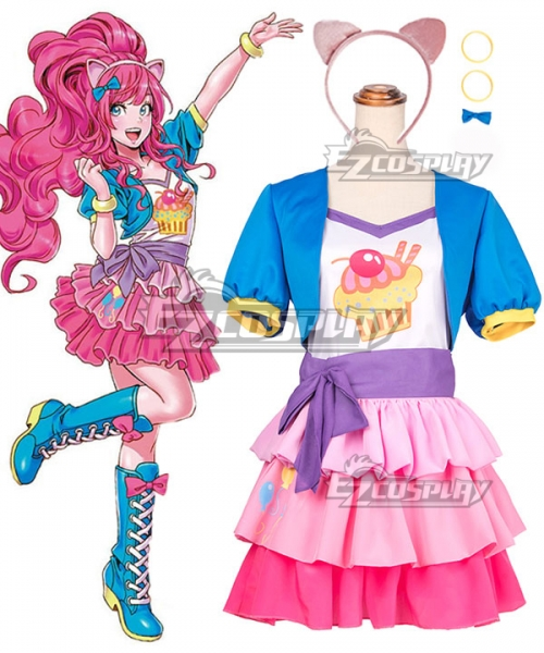 Cosplay Equestria Girl