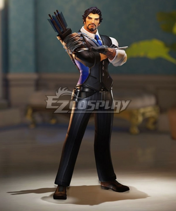 Shimada Hanzo Mini figure Overwatch