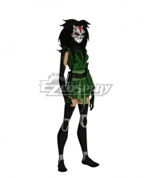 DC Young Justice Cheshire Jade Nguyen Cosplay Costume