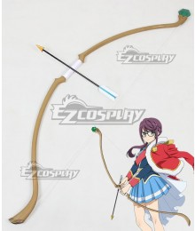 Shoujo Kageki Revue Starlight Junna Hoshimi Bow Arrow New Edition Cosplay Weapon Prop
