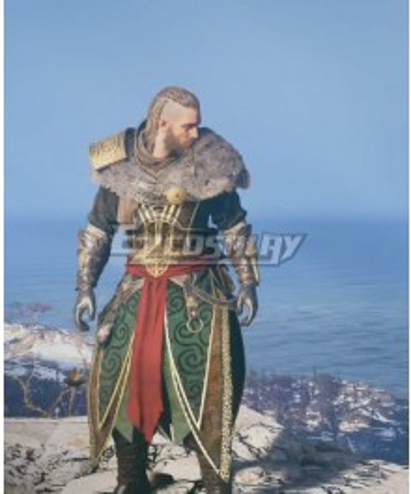 Assassin's Creed Valhalla Eivor H Cosplay Costume