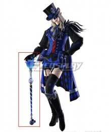Final Fantasy XIV Update Update 5.4 Female Cane Cosplay Weapon Prop