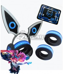 King Glory Honor of Kings Angela Mindhacker Cosplay Accessory Prop