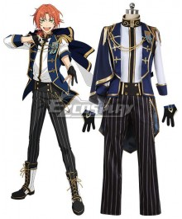 Ensemble Stars!! 2 Knights Tsukinaga Leo ES Idol Cosplay Costume
