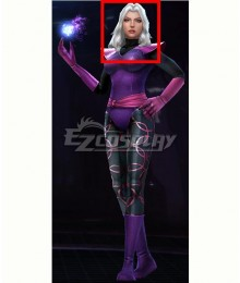 Marvel Future Fight Clea Strange White Halloween Cosplay Wig