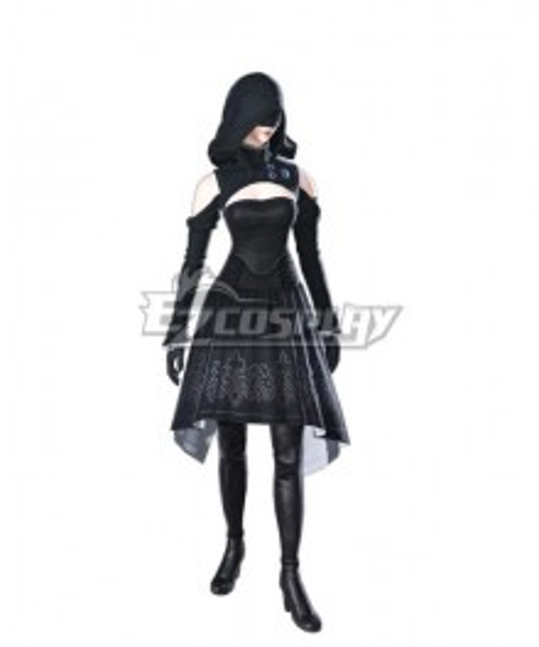 Final Fantasy XIV FF14 Nier D Cosplay Costume