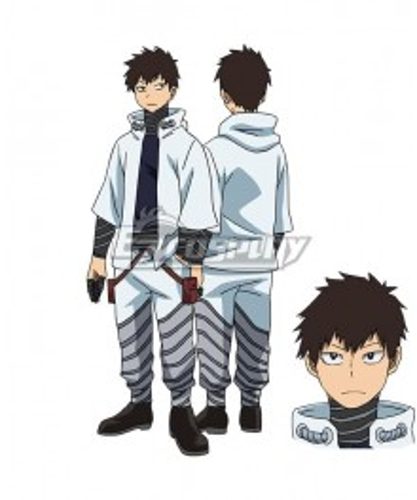 My Hero Academia Season 5 Sen Kaibara Cosplay Costume