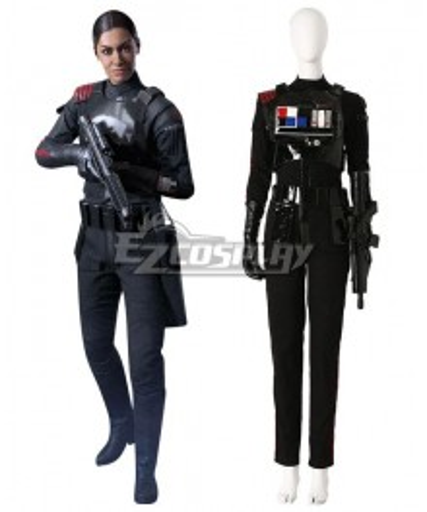 Star Wars Battlefront II Iden Versio Cosplay Costume