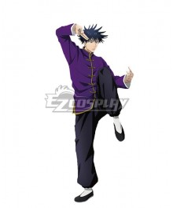 Jujutsu Kaisen Megumi Fushiguro Tang Suit Cosplay Costume