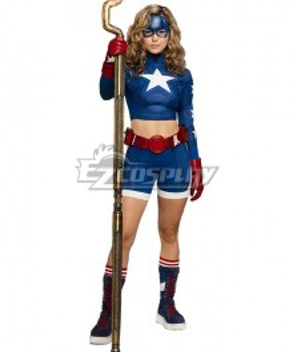DC Stargirl Courtney Whitmore Halloween Cosplay Costume
