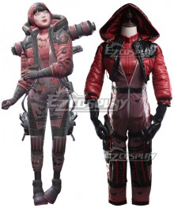 Apex legends Wattson Winged Menace Cosplay Costume