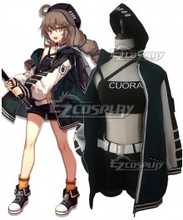 Arknights Cuora Cosplay Costume