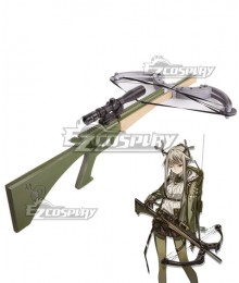 Arknights Firewatch Crossbow Cosplay Weapon Prop