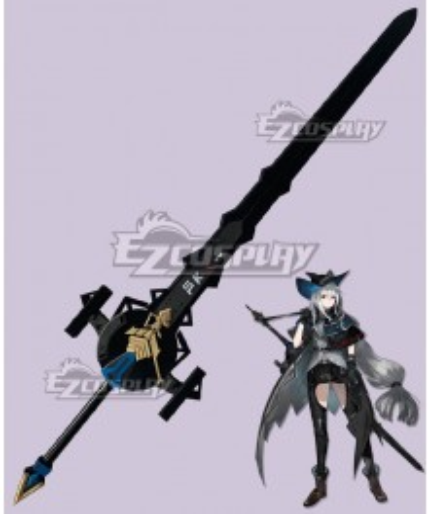 Arknights Skadi Sword Cosplay Weapon Prop