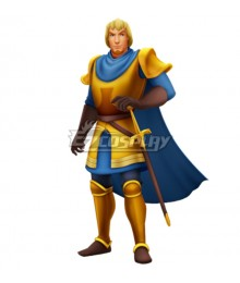 Disney The Hunchback Of Notre Dame Phoebus Cosplay Costume